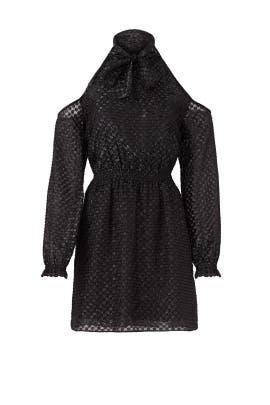 Black Cornelia Dress by Cooper & Ella