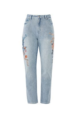 Wild Flower Scando Jeans by MINKPINK