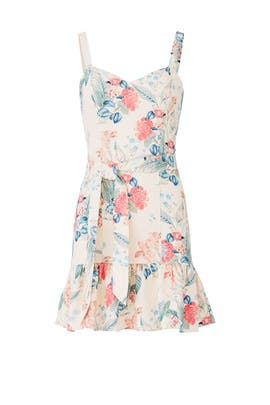 Floral Yuna Dress by Parker
