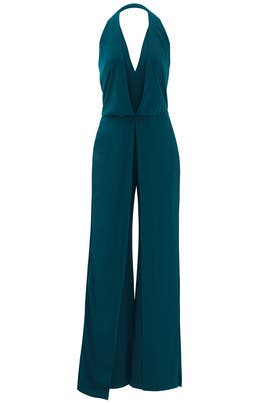 Americana Jumpsuit by Halston Heritage