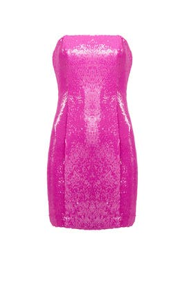 Lancel Sequin Dress by Jay Godfrey