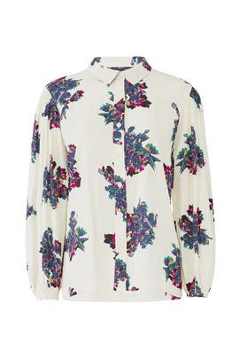 Floral Feliz Blouse by ba&sh