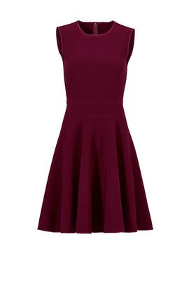 Sugar Beet Caley Dress by Rebecca Taylor
