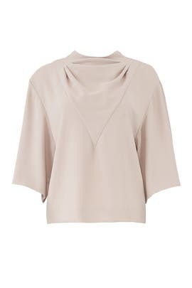 Beige Sleep Top by Iro