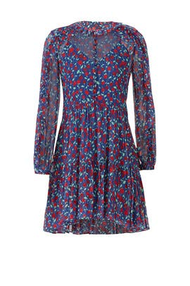 Rosa Crinkle Dress by The Kooples