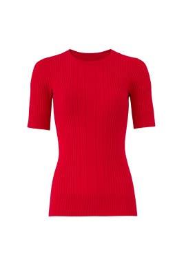 Lila Sweater Top by Trina Turk