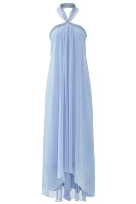 Periwinkle Twinkle Gown by Badgley Mischka