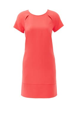 Coral Paloma Dress by Slate & Willow