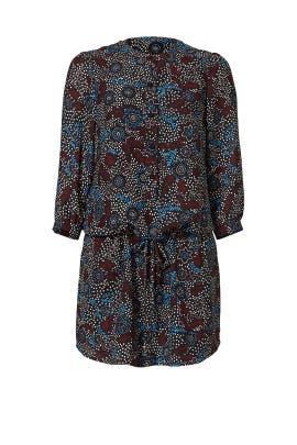 Kaleidoscope Print Dress by Rebecca Minkoff