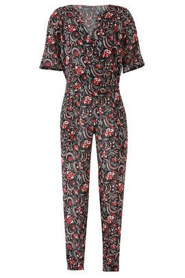Floral Hollywood Jumpsuit by ba&sh