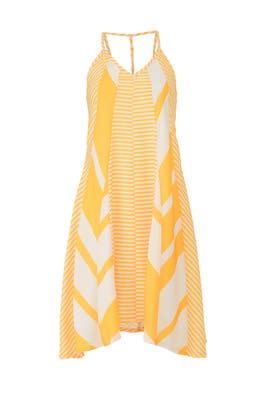 Sunny Striped Dress by Slate & Willow