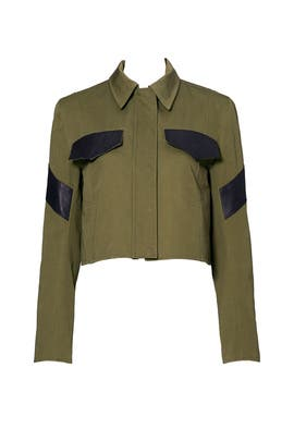 Army Linder Jacket by VEDA