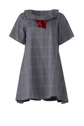 Plaid Samantha Dress by Viva Aviva
