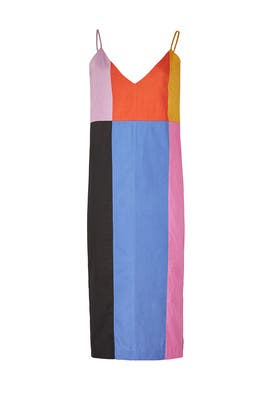 Rainbow Georgia Dress by Mara Hoffman