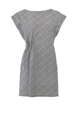 Plaid Luella Dress by UnitedWood
