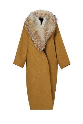 Wool Trench Coat by Derek Lam 10 Crosby