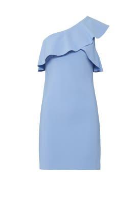 Blue Jerard Dress by Elizabeth and James