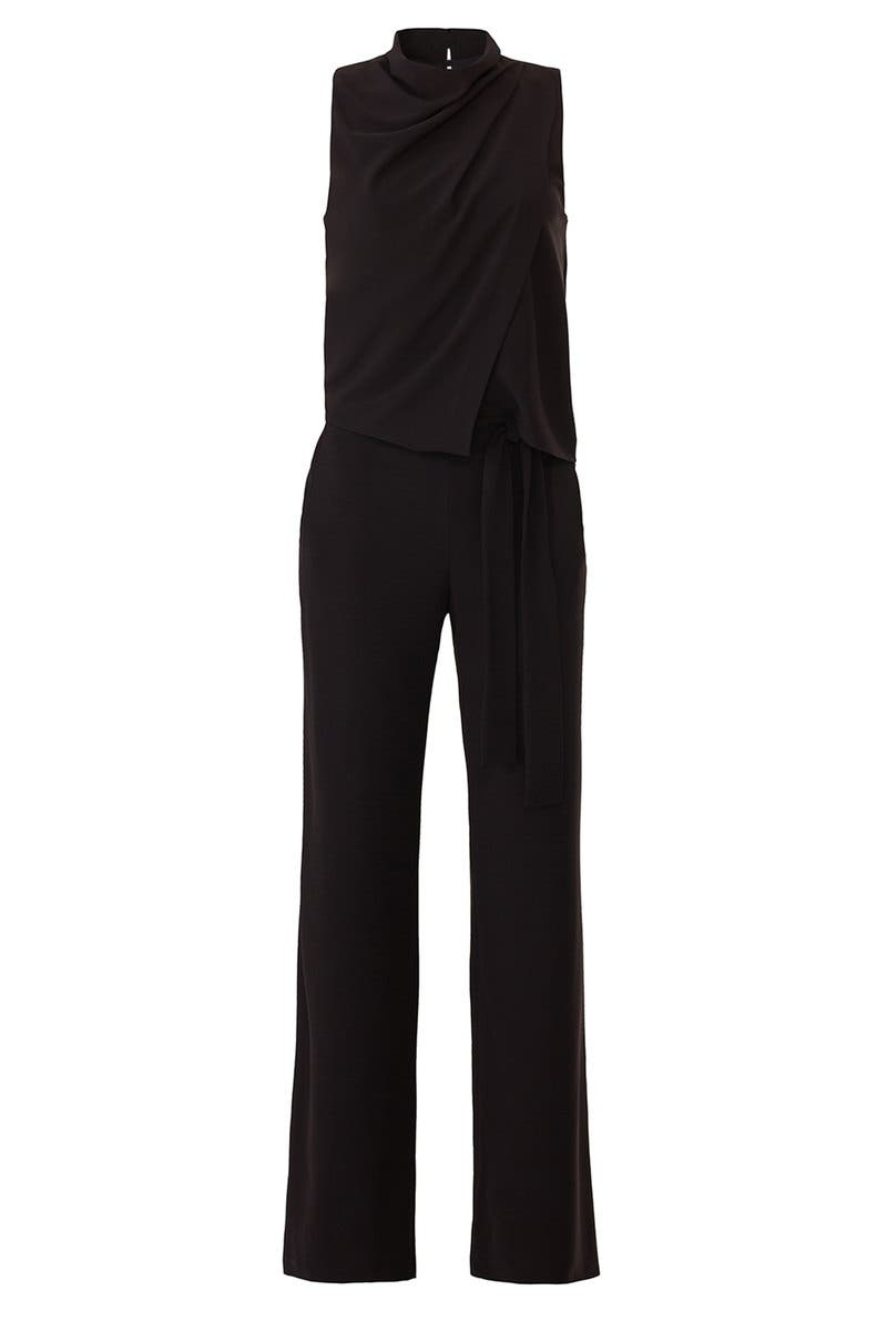 a8856c4264b Halston Heritage. Read Reviews. Cowl Drape Jumpsuit