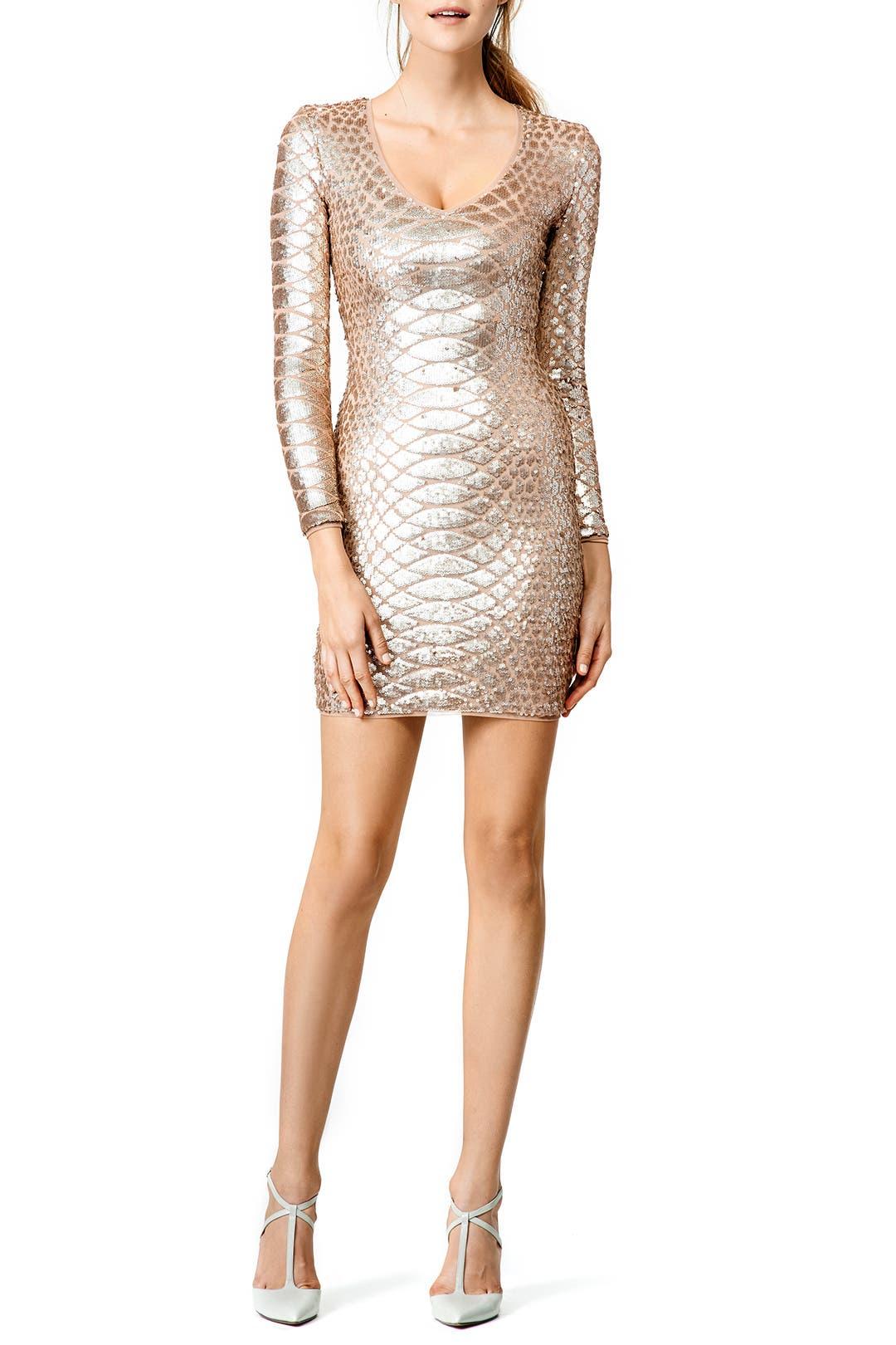 Oscar De La Renta Fashion Spring 2012 Sheath Dress Fashion