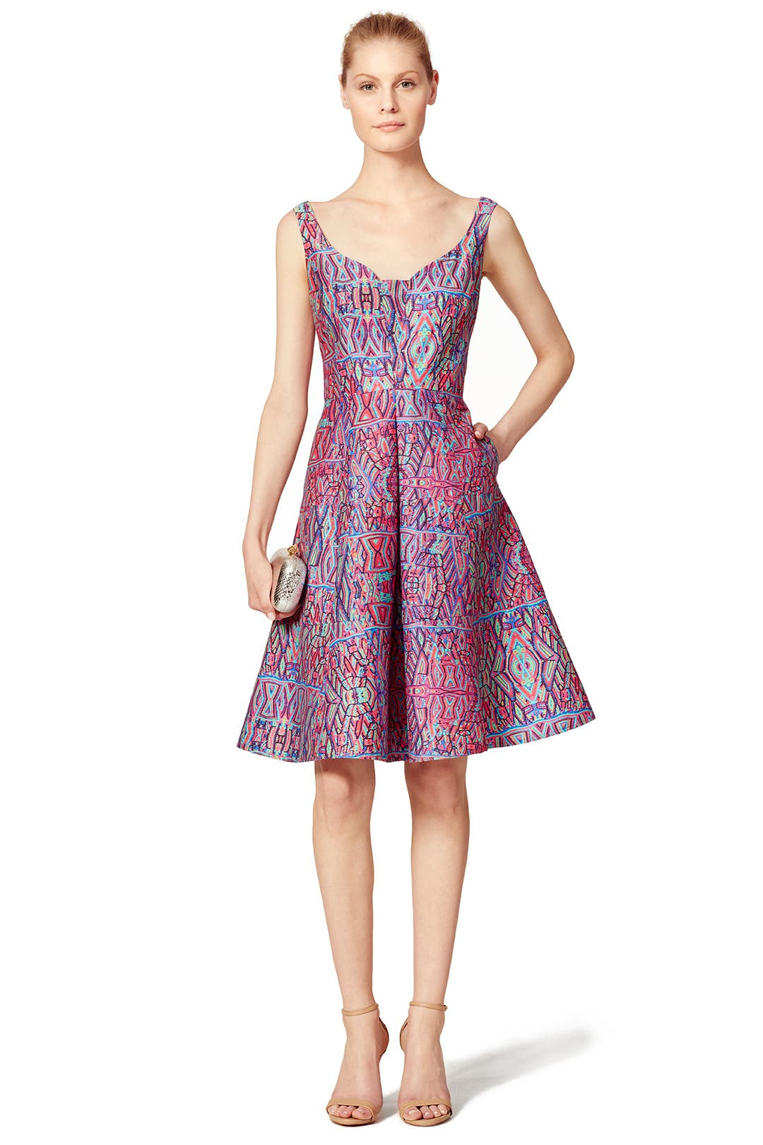 Italian Sun Sheath by DSQUARED2 for $63 | Rent the Runway