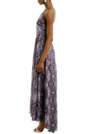 Flutter Far Away Maxi by Tibi