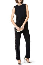 Offsides Jumpsuit by BCBGMAXAZRIA