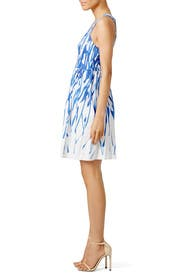 ... Brushstroke Isadora Dress by Milly