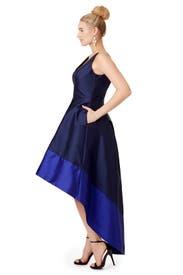 Double Up Dress by ML Monique Lhuillier