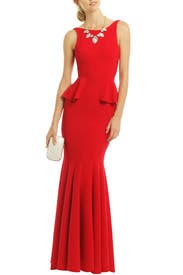 Flutter and Flirt Gown by BCBGMAXAZRIA