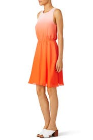 Malibu Orange Crush Dress by ERIN erin fetherston