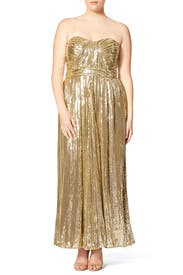 Sound the Alarm Gown by Badgley Mischka