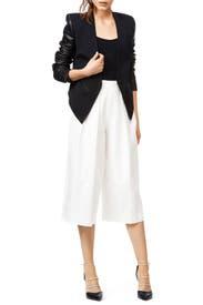 Smoking Wool Tuxedo Blazer by Helmut Lang