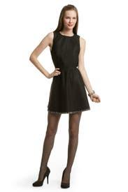 Caviar Whip Stitch Dress by Pencey
