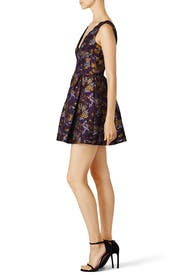 Enchanted Forest Dress by Cynthia Rowley
