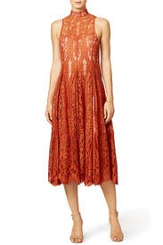 Copper Dress by Free People