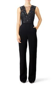 Marisol Jumpsuit by Theia