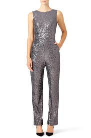 Tina Jumpsuit by Badgley Mischka