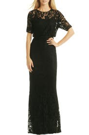 Dahlia Dolman Gown by Moschino Cheap And Chic