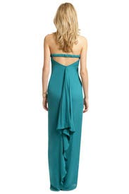 Mykonos Mermaid Gown by Halston Heritage