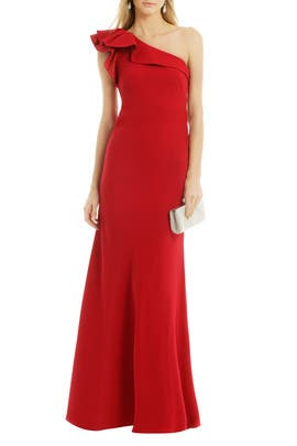 All Eyes On You Gown by Carmen Marc Valvo