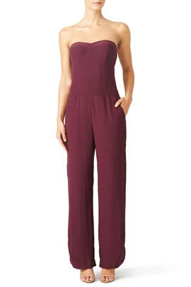 Mulberry Jumpsuit by Twelfth Street by Cynthia Vincent