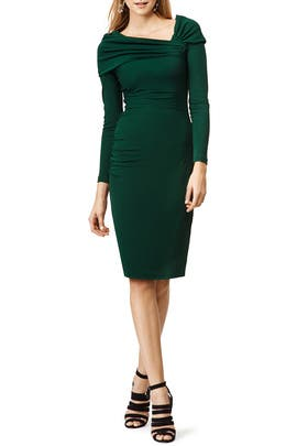 Turn Over Sheath by Badgley Mischka
