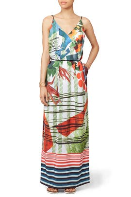 Clover Canyon - Modern Nomad Maxi Dress