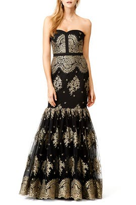 Helena Gown by Badgley Mischka