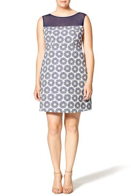 Daisy Print Dress by Eva Franco