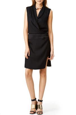 Contra Drape Dress by Helmut Lang