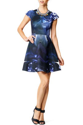 Captivating Art Dress by GABRIELA CADENA