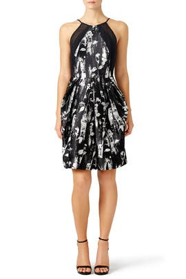 Deedee Dress by Carmen Marc Valvo