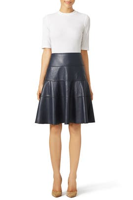 Renee Flounce Skirt by Rebecca Taylor