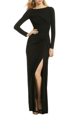 Forbidden Territory Gown by Badgley Mischka